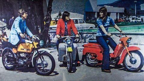 Pred 65 rokmi začali v Považskej Bystrici vyrábať motocykel Jawa Pionier