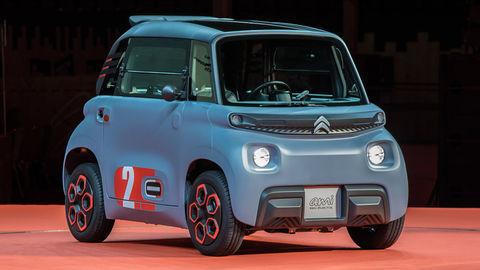 Citroën Ami je revolučný projekt pre mladých