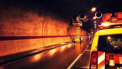 Začína sa jarná údržba tunelov, poznáme termíny uzávierok