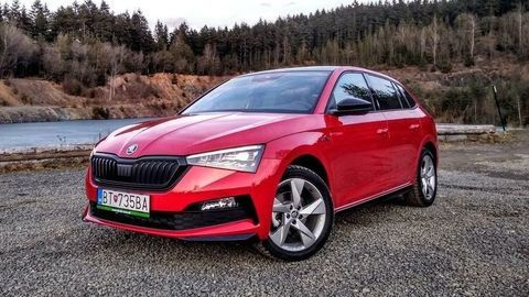 TEST Škoda Scala 1.5 TSI Monte Carlo: Dobré auto s pozlátkom