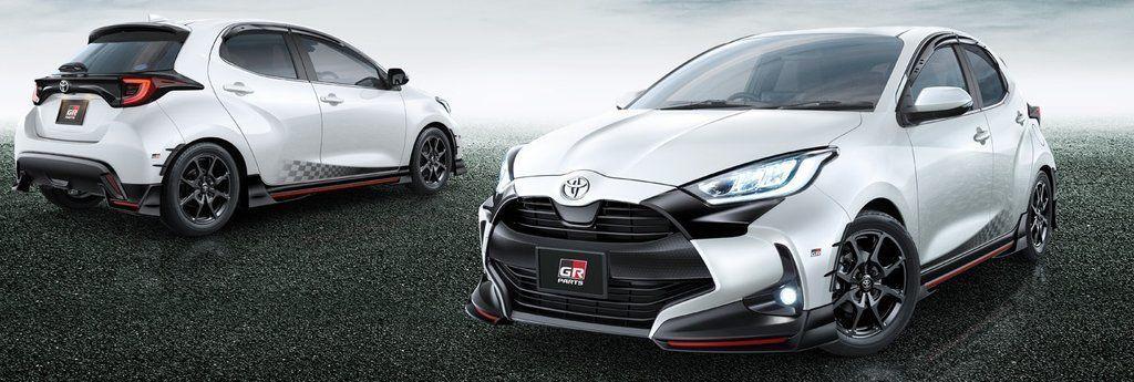 Toyota Yaris Tuning
