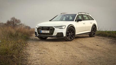 Motoring: Audi A6 allroad a zabezpečenie nechránených železničných priecestí