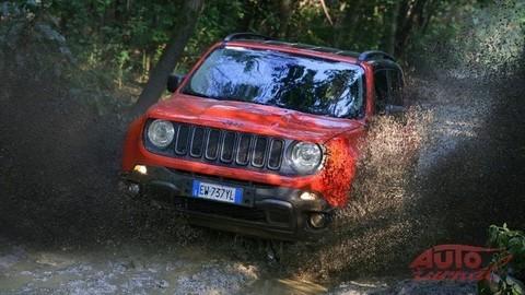 Jeep Renegade 2.0 MultiJet 4x4: Malý, ale stále Jeep