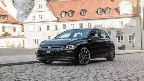 """VW Golf VIII dostal decentný tuning od ABT. Viac """"akcie"""" príde neskôr"""