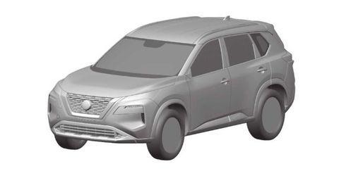 Nový Nissan X-Trail odhalený na prvých obrázkoch. Prídu dva hybridy