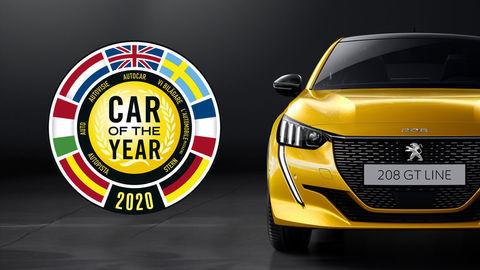 """Šesť modelov Peugeot, ktoré získali titul európske """"Auto roka"""""""
