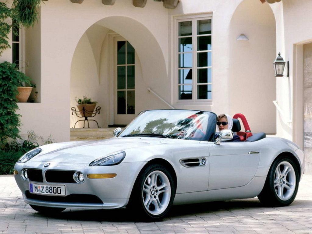 BMW Z8 20 rokov