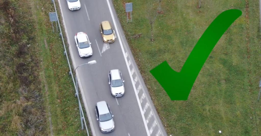 pravidlá cestnej premávky 1. apríl 2020