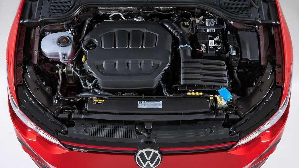 spaľovacie motory VW