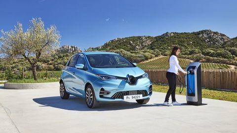 Renault ZOE je za rok 2020 najpredávanejší elektromobil v Európe