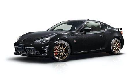 "Toyota GT86 Black Limited oživuje ducha legendy ""Hachiroku"""