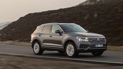 VW Touareg V8 TDI v reálnych testoch emisií zažiaril