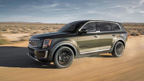 Svetové auto roka 2020: Cenu preberá najväčšia Kia Telluride