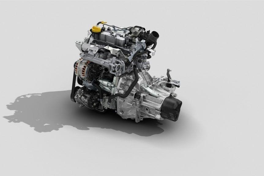 Motor 1.0 TCe vs 1.6 SCe
