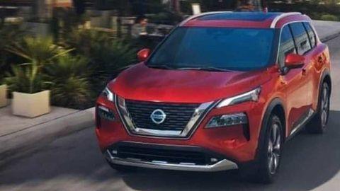 Nový Nissan X-Trail 2021 sa ukázal na prvých fotkách