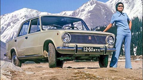 Pred 50 rokmi vyrobili prvé Žiguli, neskôr ho premenovali na Lada