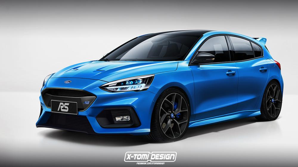 Nový Ford Focus RS