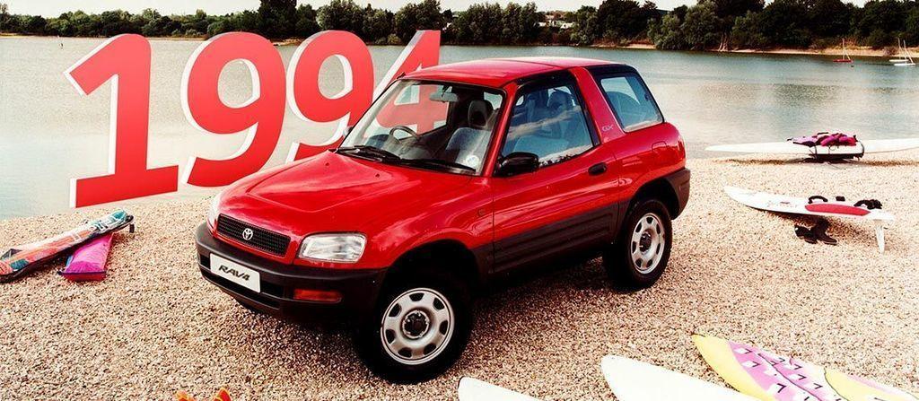 Toyota RAV4 10 milionov kusov