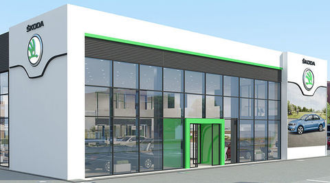 Predajne áut dostanú zelenú. Od 22. apríla by mohli byť otvorené