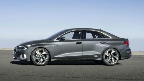 Nové Audi A3 Sedan prichádza so športovo-elegantným kabátom