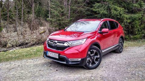 TEST Honda CR-V Hybrid 2.0 i-MMD 4x4: Komfortný a úsporný koráb