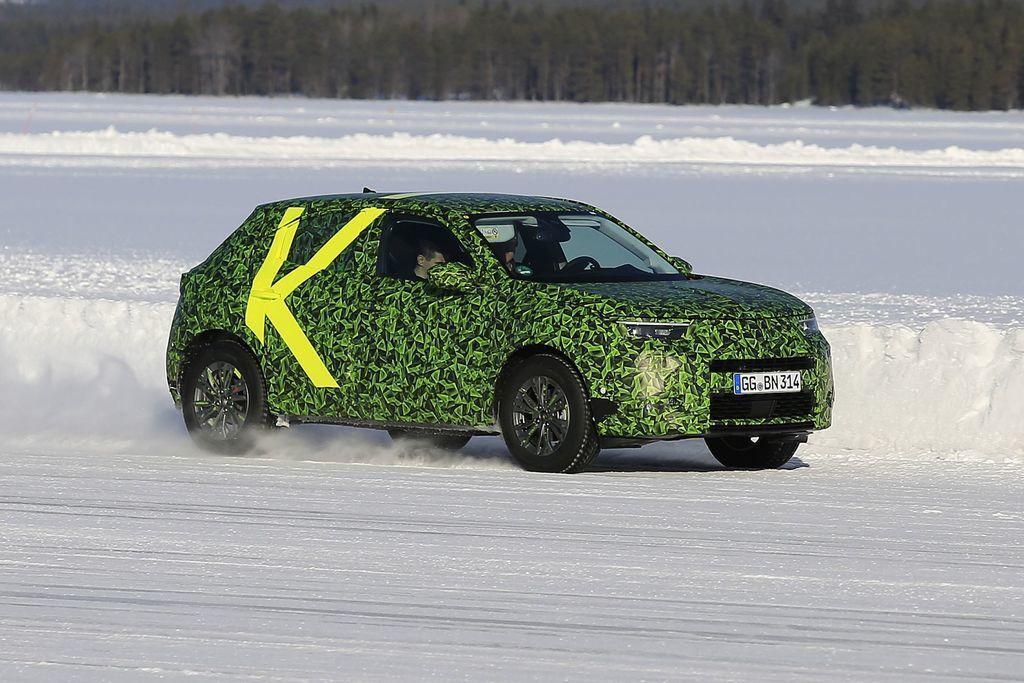 nový Opel Mokka 2021