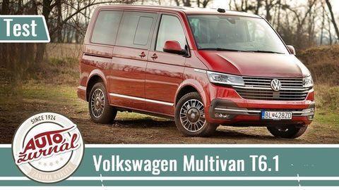 VIDEOTEST Volkswagen Multivan T6.1 2.0 BiTDI 4Motion