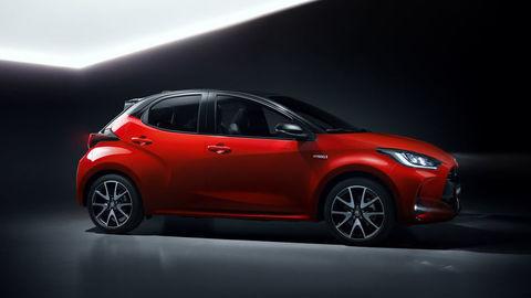 Thumb nova toyota yaris 2020 ceny cennik vybavy motory autozurnal.com  10