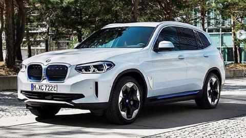 Toto je nové BMW iX3 na prvých záberoch
