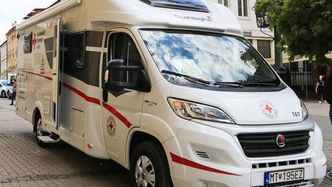 Špeciálny karavan zvýši počty testovaných