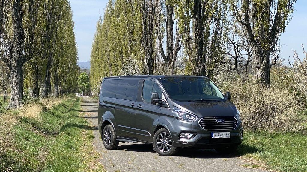 VIDEOTEST Ford Custom 2.0 EcoBlue Mild Hybrid