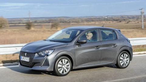 TEST Peugeot 208 1.2 PureTech 75 k: Auto roka v základnej verzii
