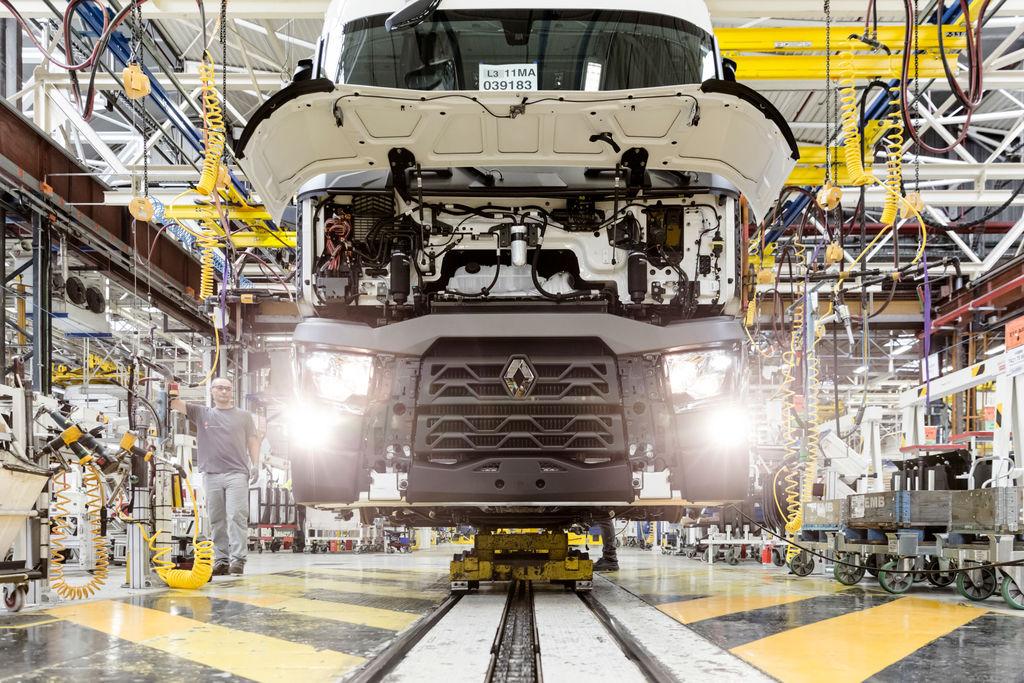 Renault Trucks obnovuje výrobu