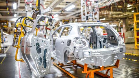 Trnavská fabrika PSA zatiaľ výrobu neobnoví