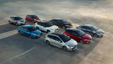 Toyota predala už 15 miliónov hybridov. Darilo sa najmä posledné roky