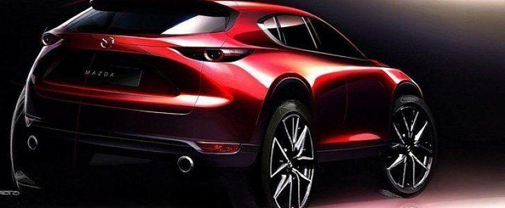 Nová Mazda CX-5