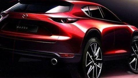 Nová Mazda CX-5 má byť zadokolkou so šesťvalcovými motormi!