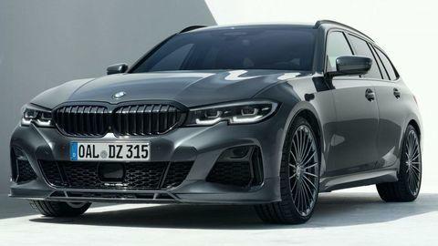 Alpina D3 S je naftový expres so základom v BMW M340d