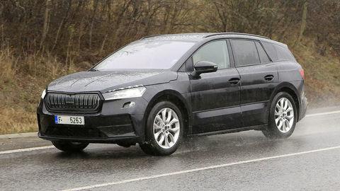 Nová Škoda Enyaq odhaľuje technické detaily. Bude aj RS verzia!