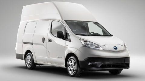 Nissan a Voltia uvádzajú novú elektrickú dodávku e-NV200 XL Voltia.