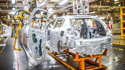 Trnavská fabrika PSA obnoví výrobu 12. mája 2020