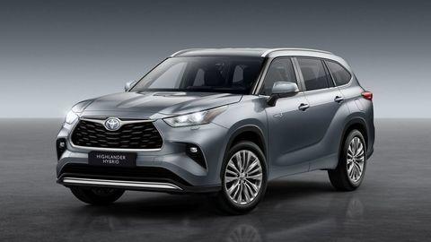Toyota Highlander prichádza aj do Európy! Toto nám nové SUV ponúkne