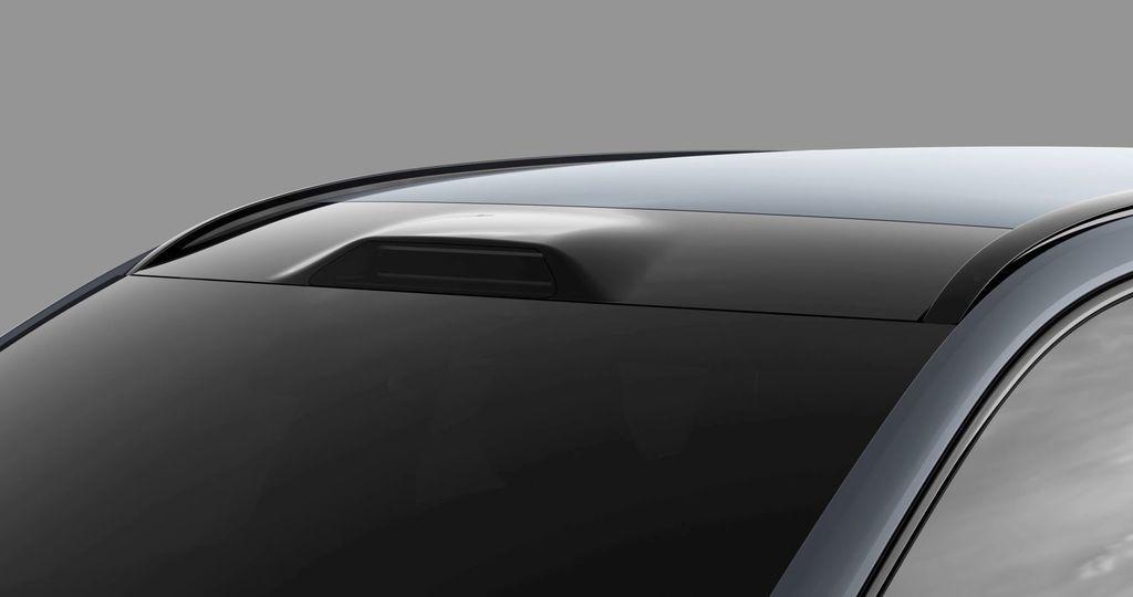 Volvo LiDAR autonomne riadenie