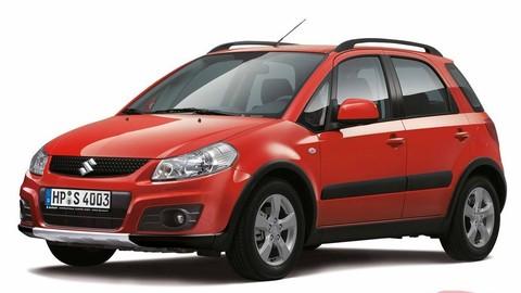 Výroba prvého Suzuki SX4 skončila, predaj nie. Na sklade je ešte dosť áut