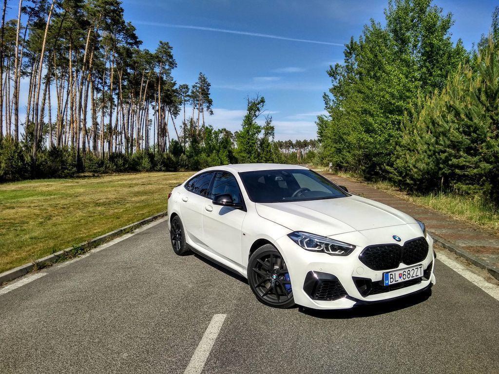 TEST BMW 2 GranCoupé M235i