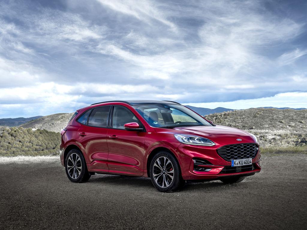 Nový Ford Kuga 2020 cenník