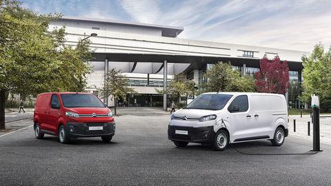 Citroën elektrifikuje dodávkový Jumpy