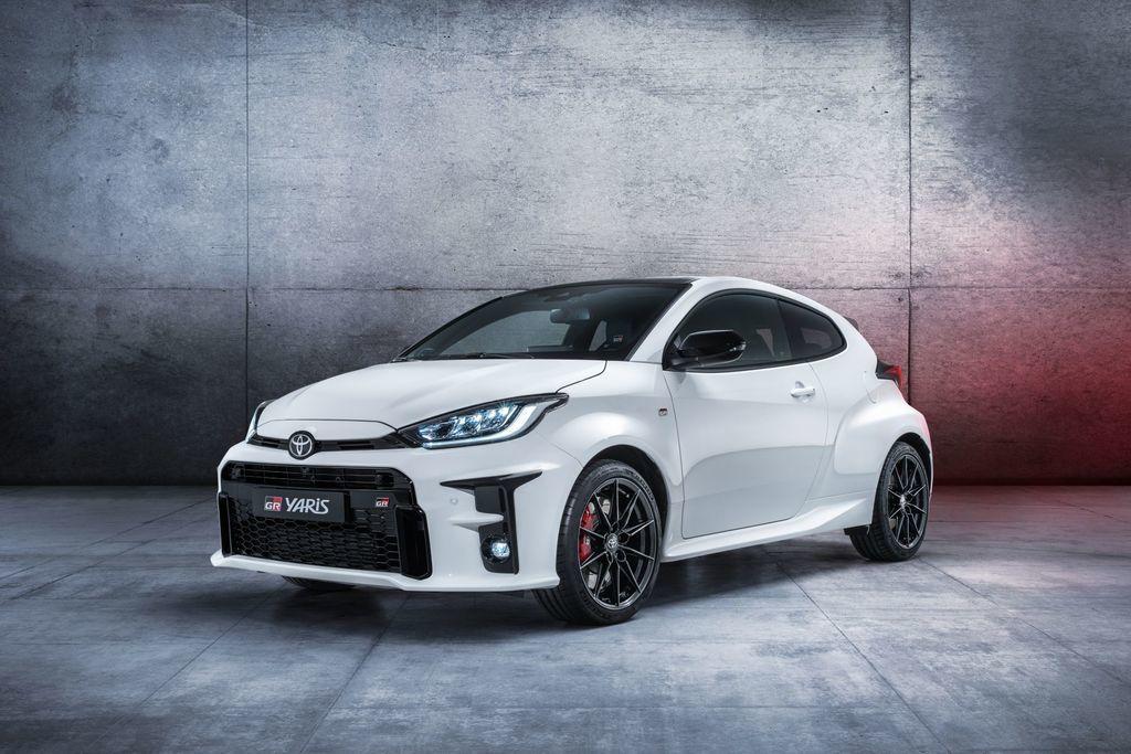 Toyota GR Yaris cena cennik