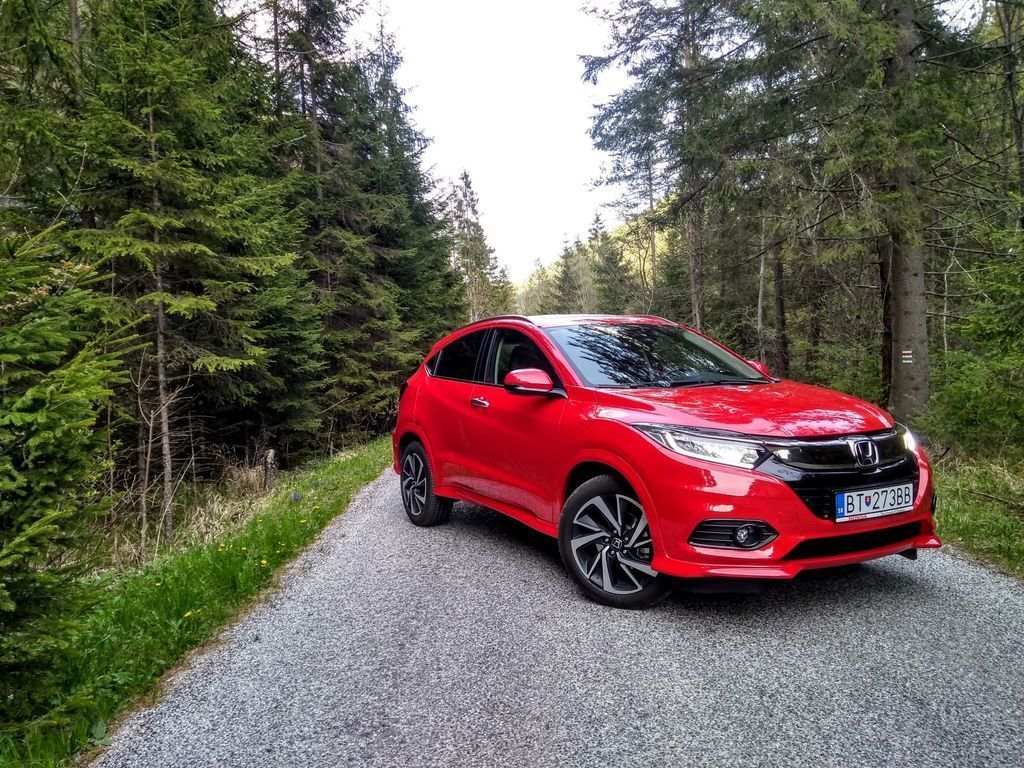 TEST Honda HR-V 1.5