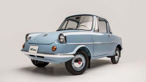 Prvé osobné auto Mazda má šesťdesiat rokov